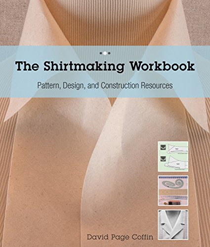 9781589238268: The Shirtmaking Workbook: Pattern, Design, and Construction Resources - More than 100 Pattern Downloads for Collars, Cuffs & Plackets