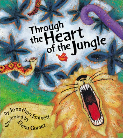 Through the Heart of the Jungle: Emmett, Jonathan, Gomez,
