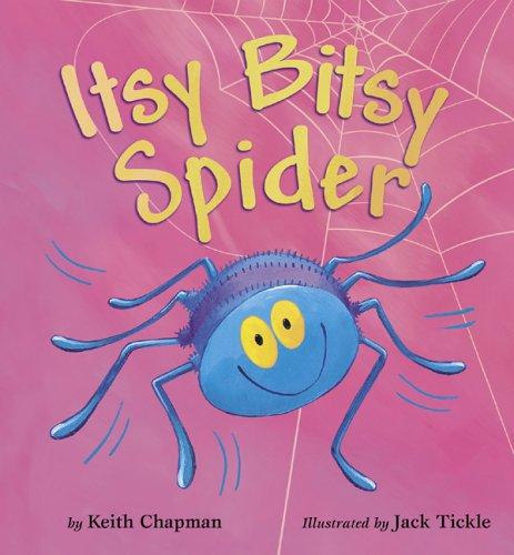 9781589250550: Itsy Bitsy Spider
