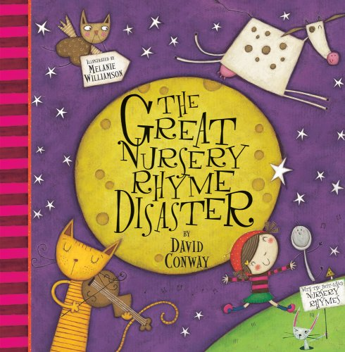 The Great Nursery Rhyme Disaster: David Conway