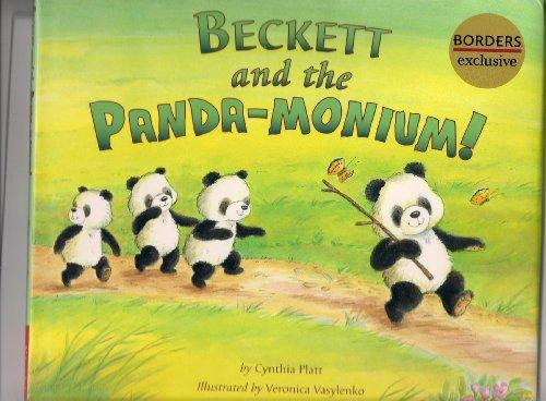 9781589250901: Beckett and the Panda-Monium