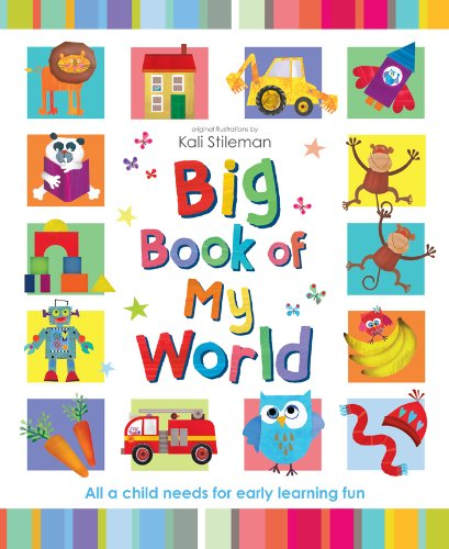 9781589251144: Big Book of My World