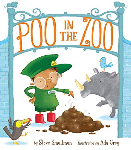 9781589251977: Poo in the Zoo!