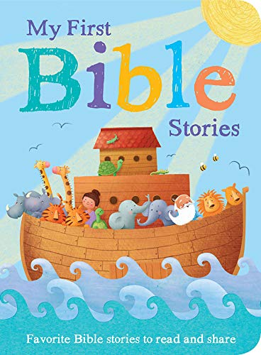 9781589252226: My First Bible Stories