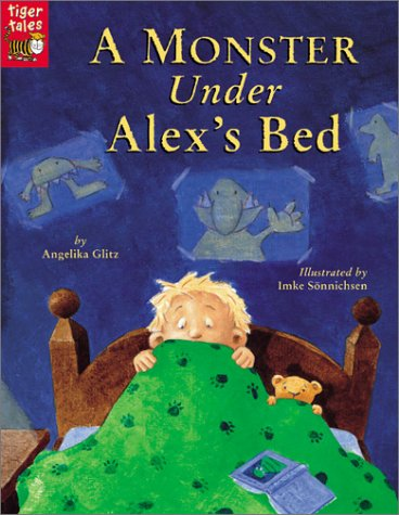 9781589253735: A Monster Under Alex's Bed