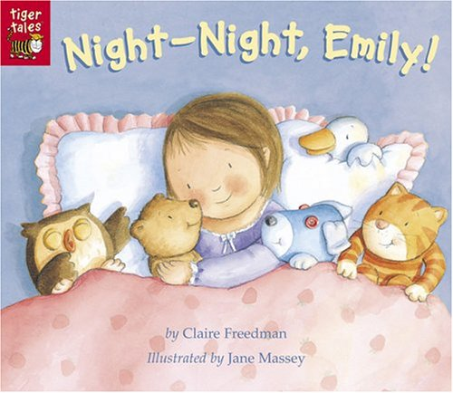 Night-Night, Emily! (Paperback): Claire Freedman
