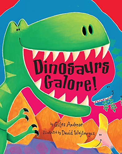 9781589253995: Dinosaurs Galore!