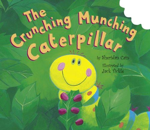 9781589254039: The Crunching Munching Caterpillar