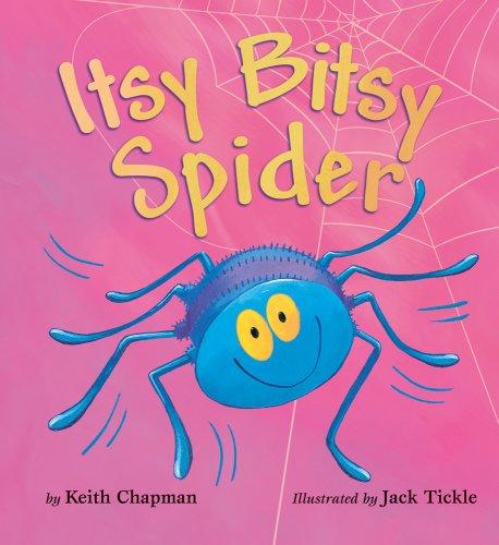 9781589254077: Itsy Bitsy Spider