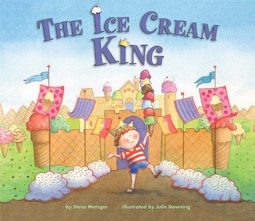 9781589254275: The Ice Cream King
