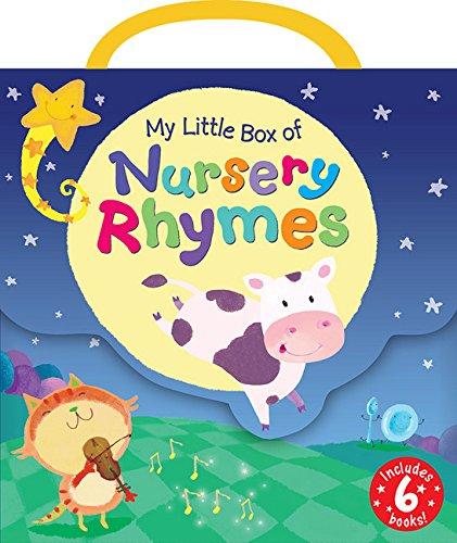 9781589254626: My Litlte Box of Nursery Rhymes