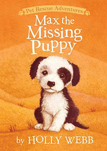 Max the Missing Puppy (Pet Rescue Adventures): Holly Webb