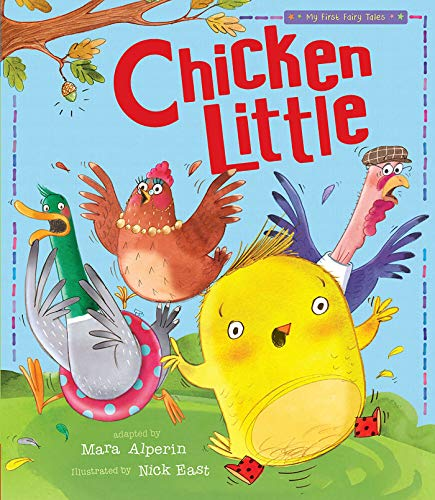 9781589254763: Chicken Little (My First Fairy Tales)