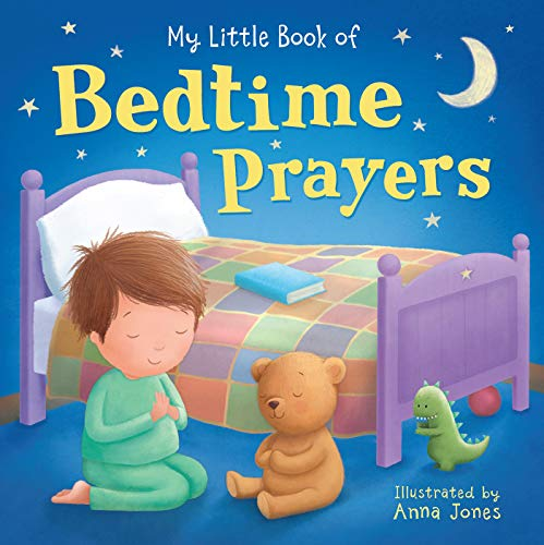 My Little Book of Bedtime Prayers: Little Tiger Press