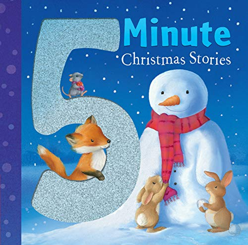 5 Minute Christmas Stories: Julie Sykes