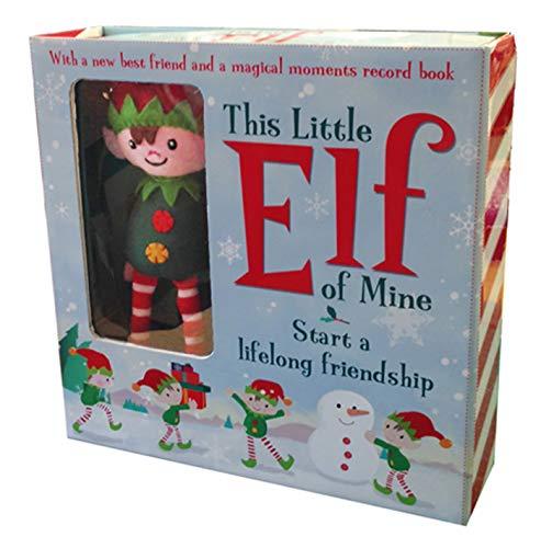9781589255340: This Little Elf of Mine