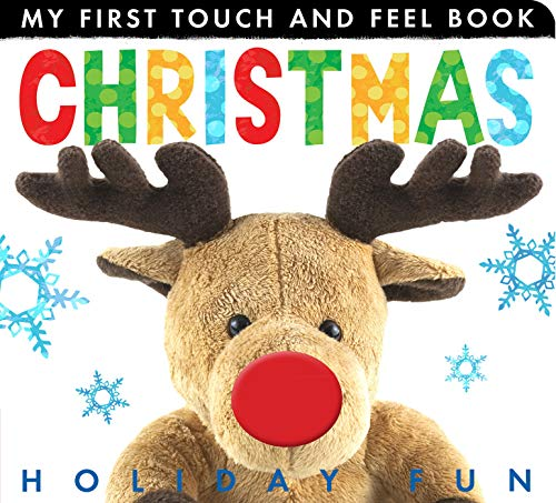 Christmas Holiday Fun (My First Touch and Feel): Litton, Jonathan