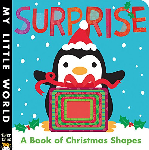9781589255678: Surprise: A Book of Christmas Shapes (My Little World)