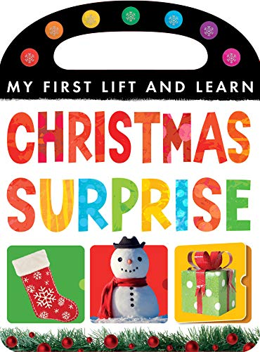 9781589255777: Christmas Surprise (My First Lift and Learn)
