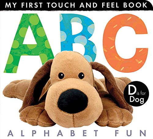ABC Alphabet Fun (My First Touch and Feel): Litton, Jonathan