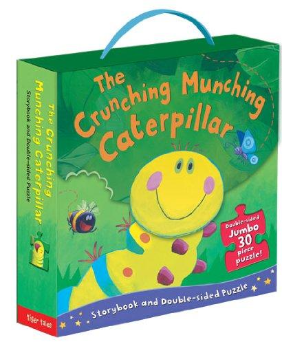 9781589256163: The Crunching Munching Caterpillar