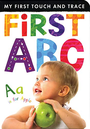 9781589256262: First ABC (My First Touch and Trace)