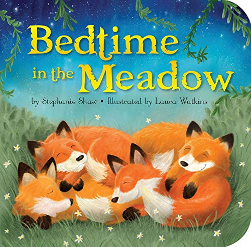 9781589256286: Bedtime in the Meadow (Padded Board Books)