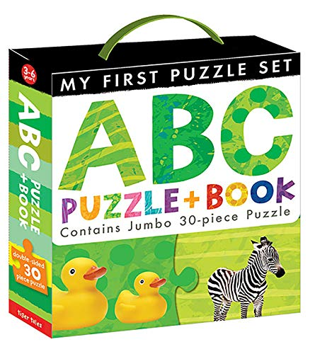 9781589256323: ABC Puzzle and Book (My First Puzzle Set)