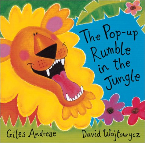 The Pop-Up Rumble in the Jungle (9781589256583) by Andreae, Giles