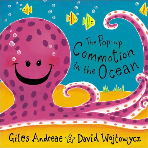 9781589256804: The Pop-Up Commotion in the Ocean