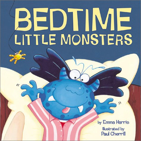9781589256897: Bedtime Little Monsters