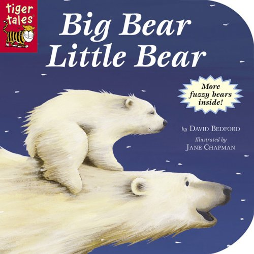 Big Bear Little Bear (Storytime Board Books): Bedford, David