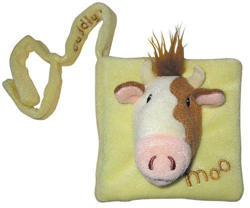 9781589257856: Moo (Cuddly Cuffs)