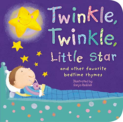 9781589257870: Twinkle, Twinkle, Little Star: And Other Favorite Nursery Rhymes (Padded Nursery Rhyme Board Books)