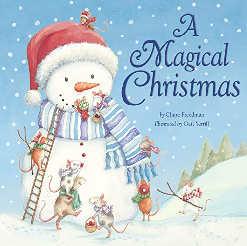 9781589258280: A Magical Christmas