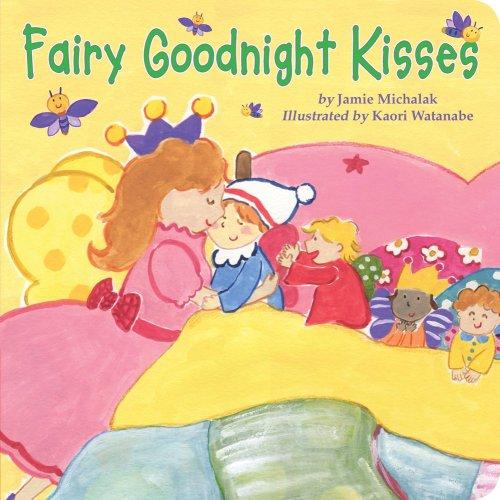 9781589258419: Fairy Goodnight Kisses (Padded Board Books)