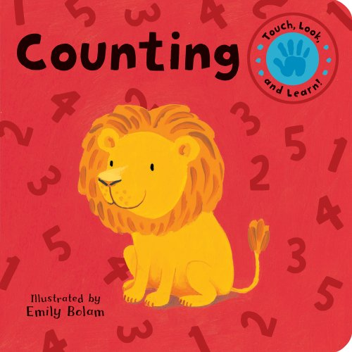 9781589258464: Counting (Touch, Look, and Learn!)