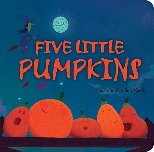 9781589258563: Five Little Pumpkins