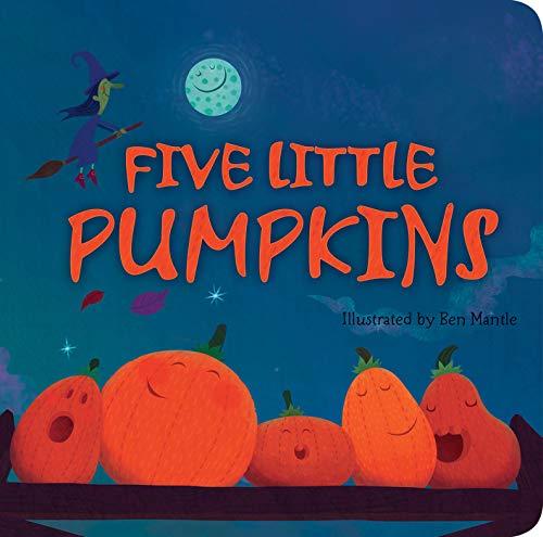 9781589258563: Five Little Pumpkins (Padded Board Books)