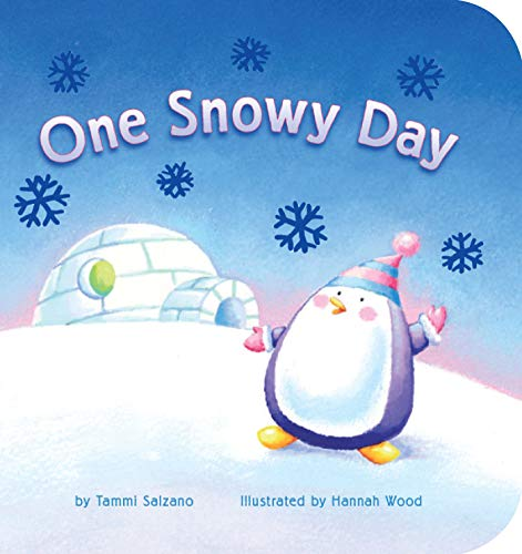 9781589258570: One Snowy Day (Padded Board Books)