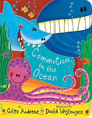 9781589258631: Commotion in the Ocean