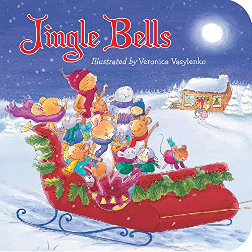 9781589258693: Jingle Bells (Padded Board Books)