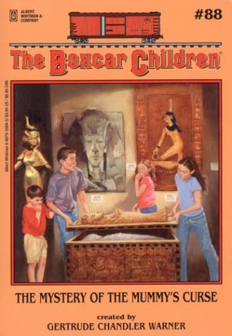 9781589261242: Boxcar Children: The Mystery of the Mummy's Curse