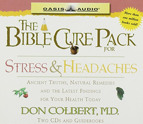9781589266070: The Bible Cure Pack 2: Stress and Headaches