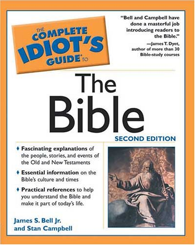 9781589268180: The Complete Idiot's Guide To The Bible