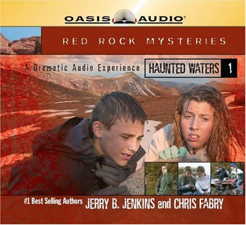 9781589268579: Haunted Waters: A Dramatic Audio Experience (Red Rock Mysteries)