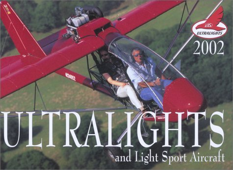 9781589320048: Ultralights and Light Sport Aircraft 2002 Calendar