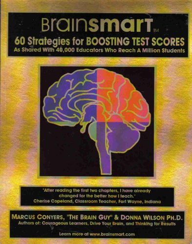 BrainSMART Strategies for Boosting Test Scores: Wilson, Dr. Donna, Conyers, Marcus