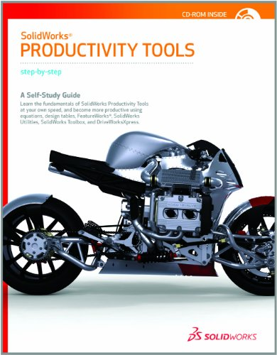 9781589340312: SolidWorks Productivity Tools Step-by-Step