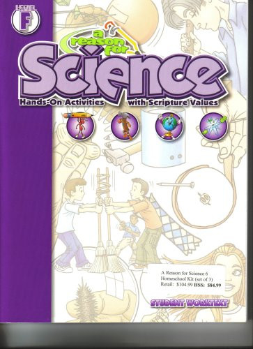 9781589381513: A Reason for Science F Teacher Guidebook